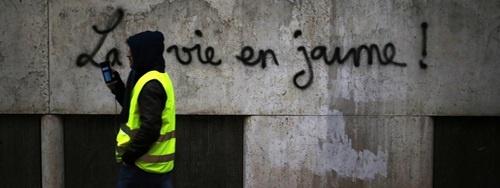 Appel des Gilets Jaunes de Montreuil: réponse à Commerce