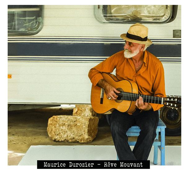 Maurice DUROZIER – Sortie de son nouveau CD